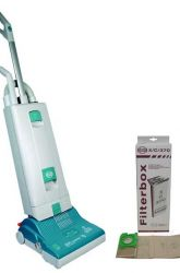 SEBO Essential G1 Vacuum Cleaner Deluxe Package